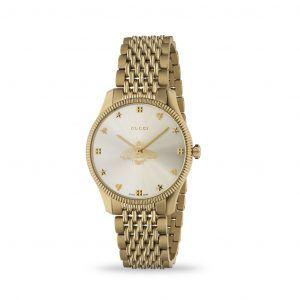 Gucci Dameur G-Timeless Golden Bee YA1264155