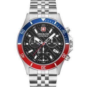 Swiss Military Hanowa Herreur Flagship Racer 653370400734