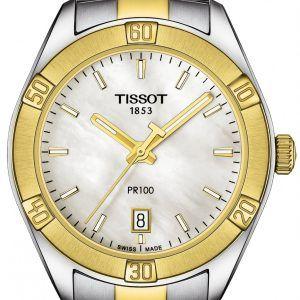 Tissot PR 100 Sport Chic Dameur T1019102211100
