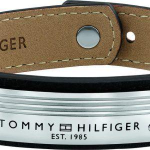 Tommy Hilfiger Læder Herrearmbånd 2790179